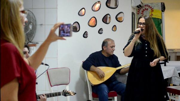İstanbul'daki etkinlikte Şafak Pala, Hüseyin Aydın ve Kerem Ulaş Dönmez dinleti verdi.