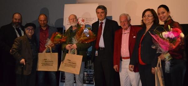 7. Montreal Türk Filmleri Şenliği coşkulu geçti.