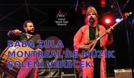 Baba Zula Montreal'de