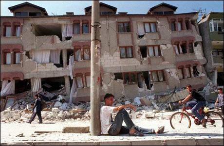 17 Ağustos 1999, yaşadığımız felaket.