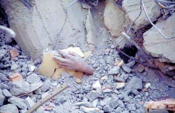 17 Ağustos 1999, Marmara Depremi.