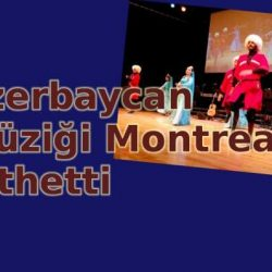 Azerbaijan Music conquered Montrealers / Slides
