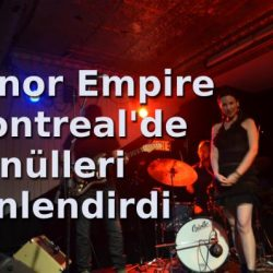 Minor Empire passed from Montreal / Slides