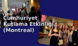 La réception du 95e anniversaire de la République de Turquie / Diaporama