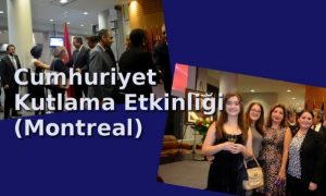 The 95th anniversary reception of the Republic of Turkey / Slides