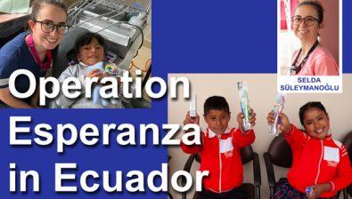 Operation Esperanza in Ecuador