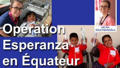 Opération Esperanza pour Équateur