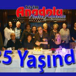 Bizim Anadolu 25 yaşında (Görseller)