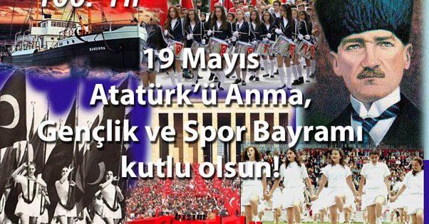 19 Mayıs'ın 100. yılı kutlu olsun!