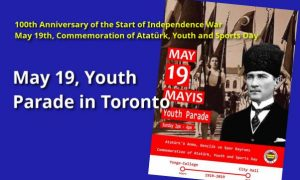 May 19th Youth Parade in Toronto