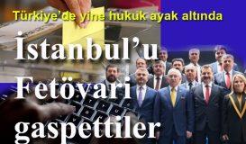 Türkiye'de hukuk ayak altında