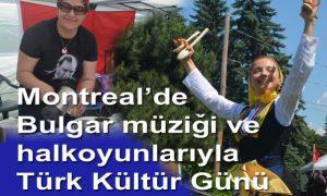 Bulgar Halkoyunlarıyla Türk Günü