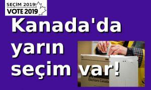 Kanada Azınlık Hükümetine mi?