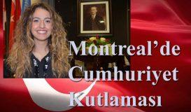 Kanada'da Cumhuriyet kutlandı