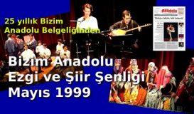 BA Ezgi ve Şiir Şenliği-1999