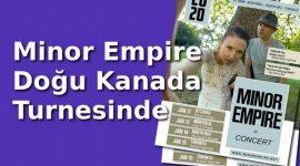 Minor Empire Kanada Turnesinde