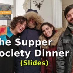The Supper Society Sofrası-Kasım-19 (Görseller)