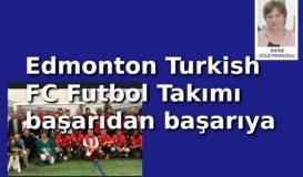 Turkish FC başarıdan başarıya