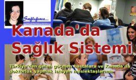 Kanada'da Sağlık Sistemi