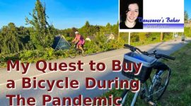 My Quest to Buy a Bicycle