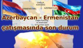 Dağlık Karabağ'da çatışmalar sürüyor