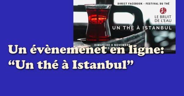 """""""Un thé à Istanbul"""""""