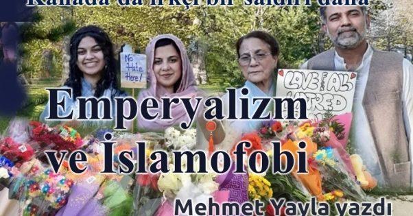 Emperyalizm ve İslamofobi