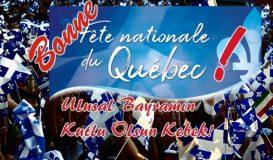 Bonne fête nationale du Québec!