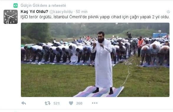 IŞİD'e verilen destekler anımsatıldı.