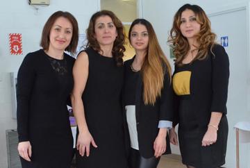 Montreal Türk Kadınlar Derneği 8 Mart'ı kutladı.