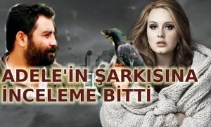 Adele'in şarkısı incelendi