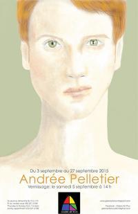 Exposition: Andrée Pelletier