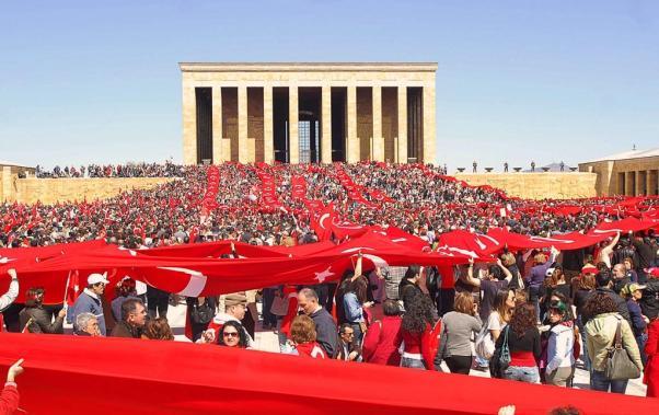 Atatürk'ü Anma birlik ve dayanışma...