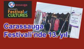 Carassauga Festivalinde 13. Yıl