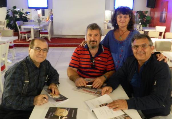 Lancement du livre à Istanbul