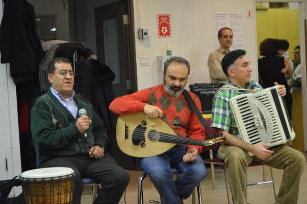 Çille Gecesi'nde şiirler, türküler, halkoyunları birbirini kovaladı.