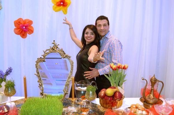 Muhammet-Nazgül çifti dans yarışması birincisi oldu.