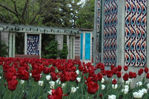 Turkish Peace Garden