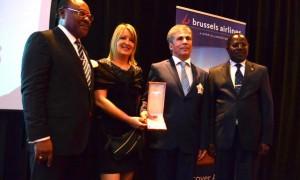 Yasin Erdem'e Kamerun'dan ödül