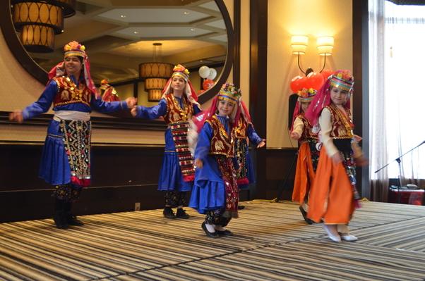 Kanada'da 23 Nisan Ulusal Egemenlik ve Çocuk Bayramı kutlandı.