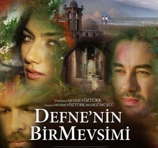 Defne'nin Bir Mevsimi'nde başlıca rolleri Hande Subaşı, Gökhan Alkan ve Mert Öçal paylaşıyor.