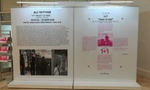 Ali Ihtiyar (Halet and Nail) / Slides
