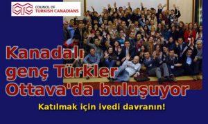 9. Kanada Türk Gençlik Kurultayı 10-12 Şubat'ta