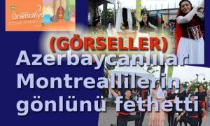 Azerbaycan Orientlys'te (görseller)