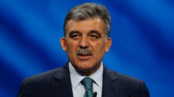Abdullah Gül Derya Sazak'a demeç vermişti.