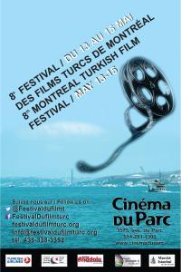 Festival des films turcs de Montréal.