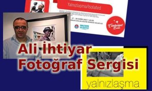 Ali İhtiyar'dan Fotoğraf Sergisi