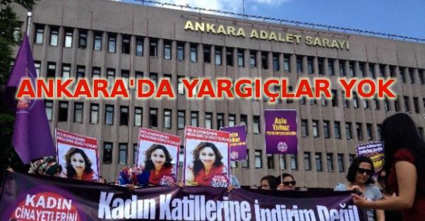 Ankara'da yargıçlar var mı?
