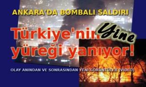 Türkiye'nin yüreğine bomba!