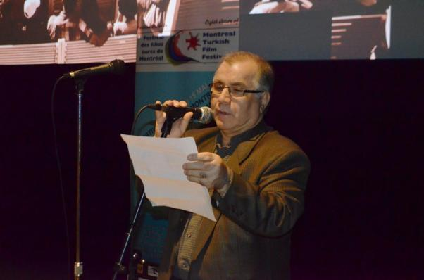 Le président du Festival Ömer Özen.
